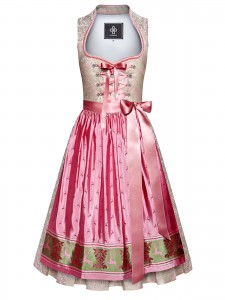 LIMBERRY-Dirndl in Rosa