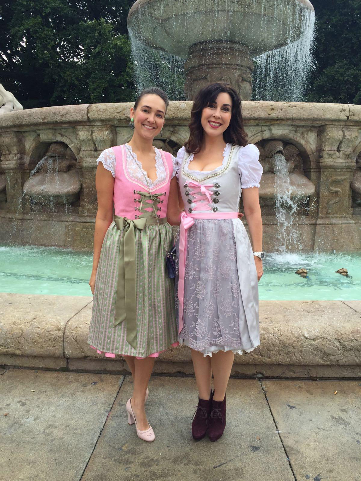 Was Limberry Grunderin Sibilla Auf Der Blogwalk Wiesn Erlebte