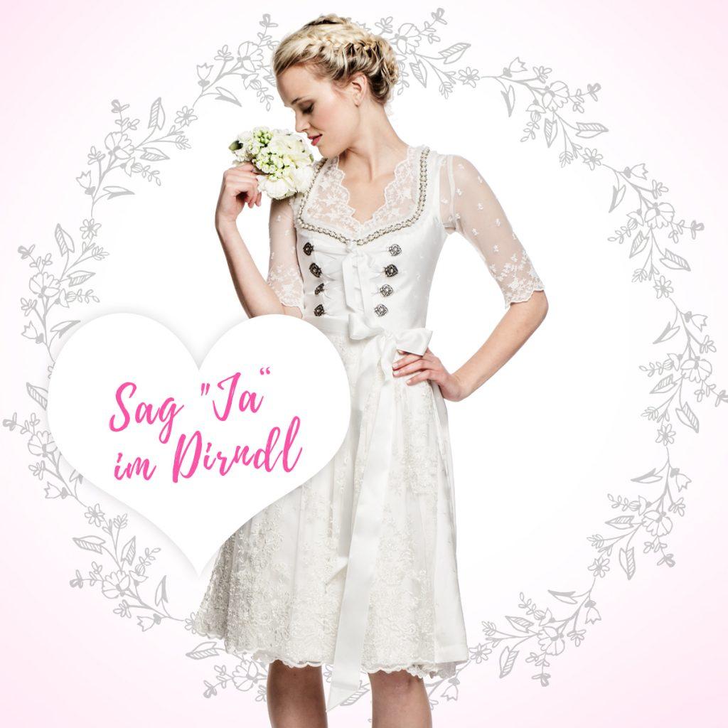 Die Schonsten Hochzeitsdirndl Fur 2018