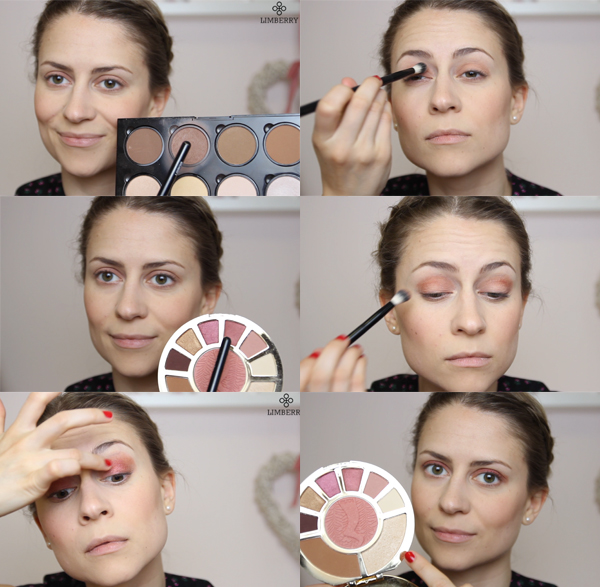 Make-up Tutorial Styling