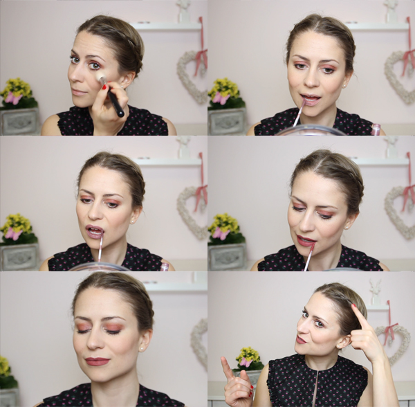 Tutorial Make-up Wiesn